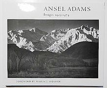 Ansel Adams: Images 1923 - 1974