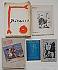 5 Exhibition catalog on Pablo Picasso