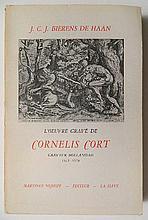 De Haan- L'Oeuvre Grave de Cornelis Cort...
