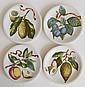 4 Villeroy & Boch plates