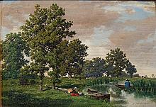 Emile F. Beaulieu oil