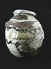 Contemporary studio pottery vase