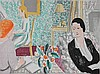 Vanessa Bell lithograph