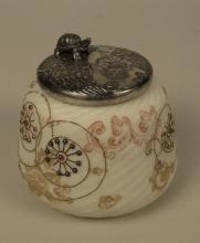 Crown Milano sugar jar
