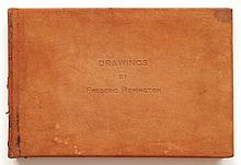 Drawings by Frederic Remington