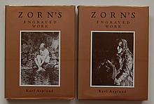 Asplund- ''Zorn's Engraved Works''