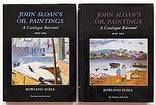Elzea- J.Sloan's Oil Paintings, catalog raisonne