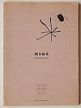 J. Miro- Obra Inedita Recent'' portfolio