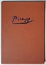 Portfolio- Picasso fifteen Lithographs