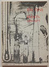 T. Krens- Jim Dine Prints 1970-1977