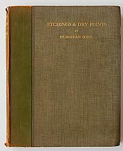 Etchings & Dry Points of Muirhead Bone