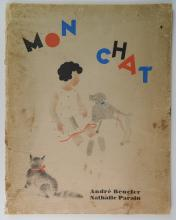 Parain, Nathalie and Andre Beueler ''Mon Chat''