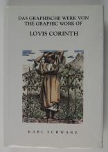 Schwartz - Das Graphische Werk von Louis Corinth
