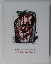 Book- Markus Lupertz: Druckgraphik...