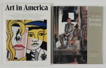 1 Book and 1 Magazine on Jerome Witkin