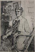 Andre Jacques etching