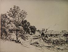Stephen Csoka etching
