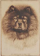 Morgan Dennis etching