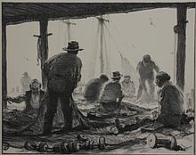Gordon Grant lithograph