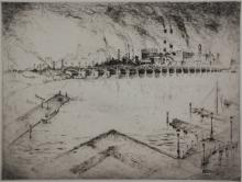 Anton Schutz etching
