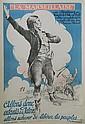 WWI Poster - Jacques Carlu