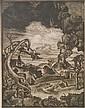 Reynold Weidenaar mezzotint