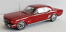 A CLASSIC CARLECTABLES 'FORD MUSTANG PONY 66'.