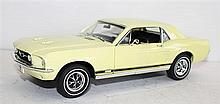 A GREENLIGHT '1967 FORD MUSTANG GT'.