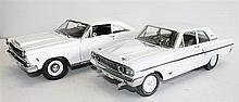 TWO 'FORD FAIRLANE 500' MODELS, PRECISION COLLECTION AND GMP. (2)