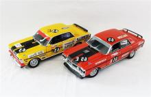 TWO FORD FALCON MODELS, Classic Carlectibles and Autoart.