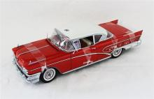 A SUN STAR 1958 BUICK LIMITED EDITION RIVIERA.