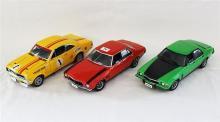THREE HOLDEN MONARO MODELS, by Car Carlectibles.