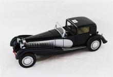 A FRANKLIN MINT 1931 BUGATTI ROYALE COUPE DE VILLE 1:16.