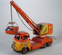 Arnold German Tin Crane