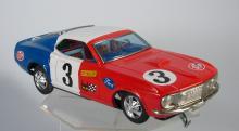 Taiyo Japan Tin Mustang