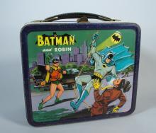 1966 Batman & Robin Lunchbox