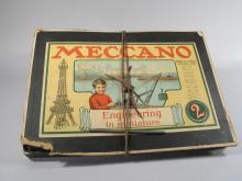 Meccano Engineering Set