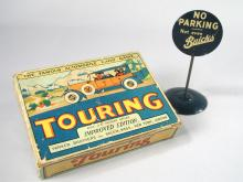 Touring Game Buick Cast Iron Sign Lot