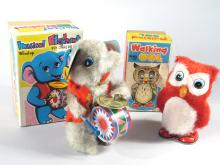 Japan Tin Toy Lot Wind Up