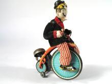 TPS Gay Nineties Hi-Wheeler Japan Tin Litho