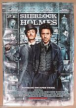 Sherlock Holmes Movie Poster - Robert Downey Jr