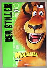 Madagascar Movie Poster