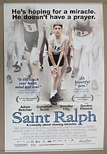 Saint Ralph Movie Poster -  Butcher, Scott,  Tilly