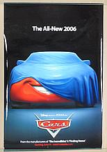 Cars Movie Poster - Wilson, Hunt, Newman