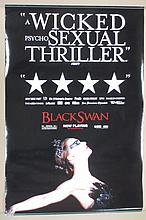 Black Swan Movie Poster - Natalie Portman
