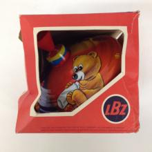 LBZ Bears Tin Litho top with box