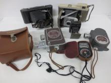 Camera collection with accessories