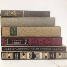 book collection incl.  John Hersey The Child Buyer and Lord Jim