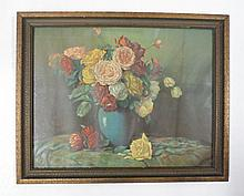 Floral Still life by  The Master Art Publishers