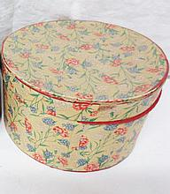 Antique hatbox #2